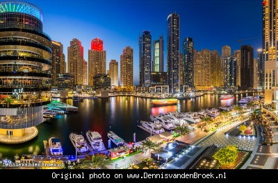 Dubai Marina Walk by Emaar