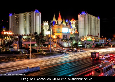 Excalibur Hotel and Casino - Las Vegas