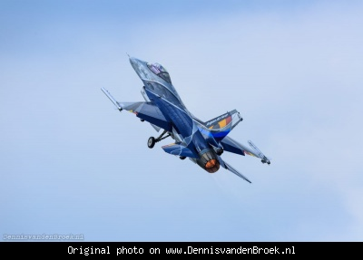 F-16 Belgian Air Force