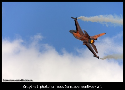 F-16 Solo Display