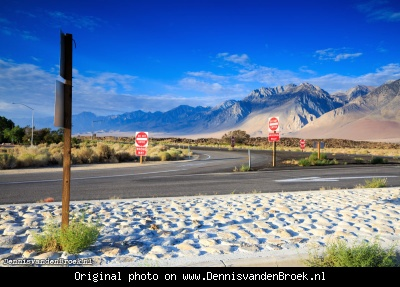 Highway 395 - Independence