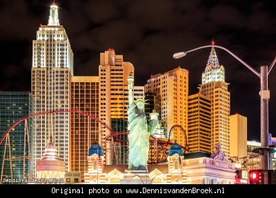 New York-New York Hotel and Casino - Las vegas