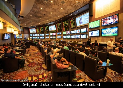 Race and sports Gambling at MGM Grant