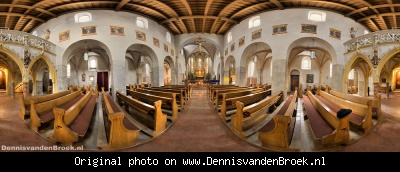 St. Hippolytus church - Zell am See