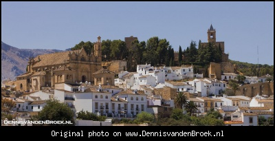 View over Antequera
