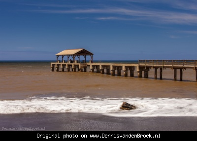 Waimea State Recreation Pier
