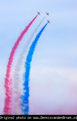 Red Arrows afscheid